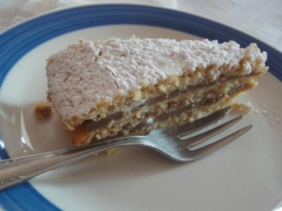 Agriturismo il Castagno: torta alla crema