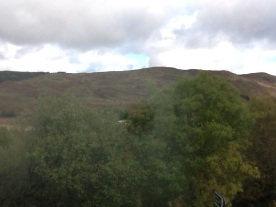 Best Western The Crianlarich Hotel: room with a view