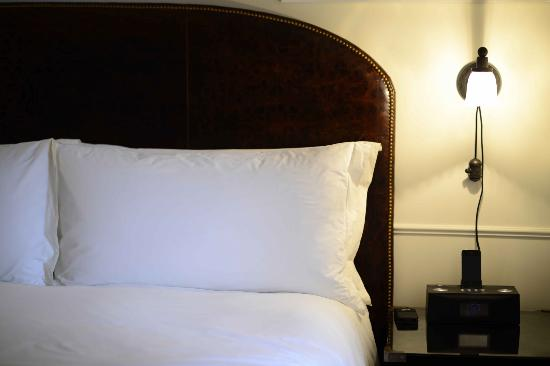 The NoMad Hotel : bed