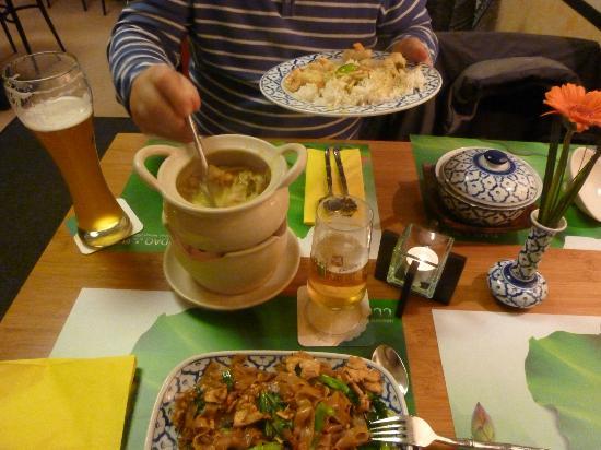 Thai-Restaurant DAO by Meo: Curry e non solo