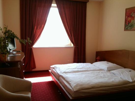Hotel West : camera