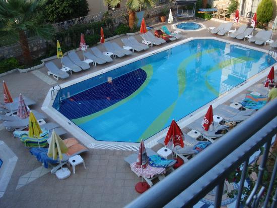 Villa Beldeniz: Pool