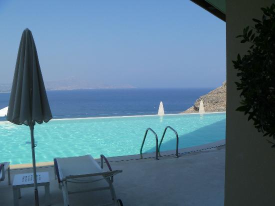 Lindos Blu: piscine principale
