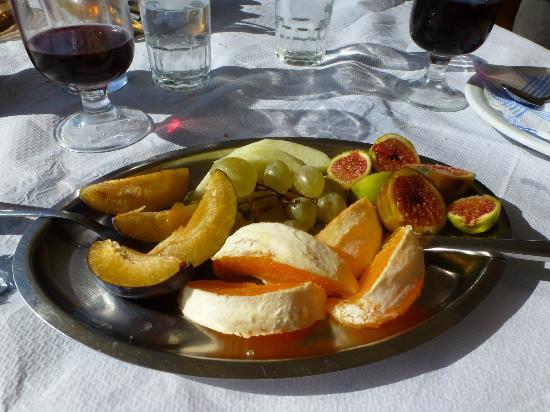 Graziella Taverna: Fruit salad