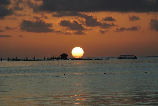 Barcelo Bavaro Beach - Adults Only: Morning Sunrise 