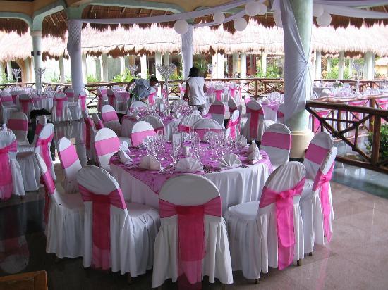 Grand Palladium Riviera Resort & Spa : buena decoración