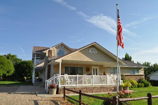 Bryce Canyon Livery Bed and Breakfast: Das Bed&Breakfast