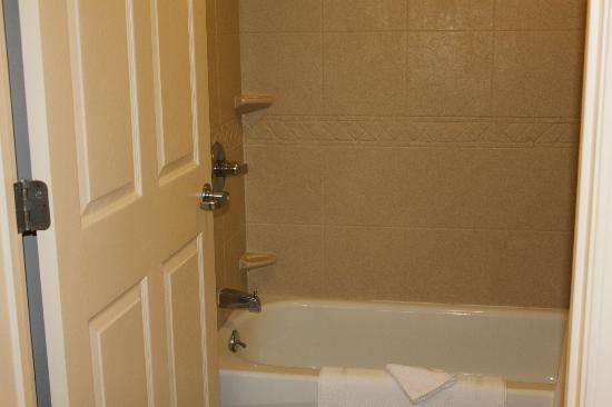Staybridge Suites Davenport: Bath tub