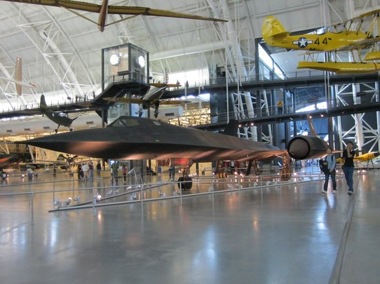 Smithsonian National Air and Space Museum Steven F. Udvar-Hazy Center: Stealth