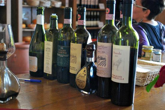 Take Me Out in Tuscany: Chianti Tasting