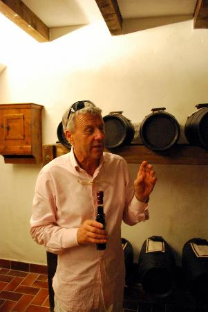 Take Me Out in Tuscany: Balsamic Vinegar Explanation
