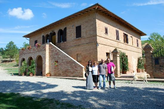 Take Me Out in Tuscany: Tasting House in Montalcino