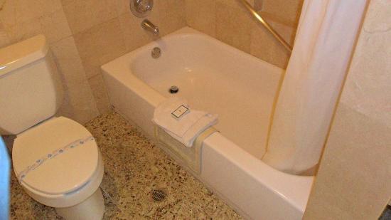 Palacio Azteca Hotel: bañera!!!