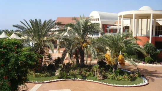 Hotel Kaya Belek: het aangezicht van club hotel restaurant
