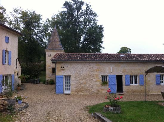 Le Moulin de la Grangere: Le Moulin en octobre