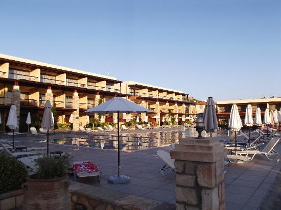Island Blue Hotel : Pool