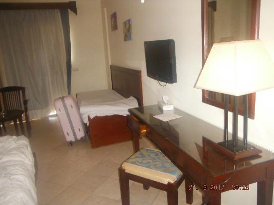 The Three Corners Sunny Beach Resort: chambre