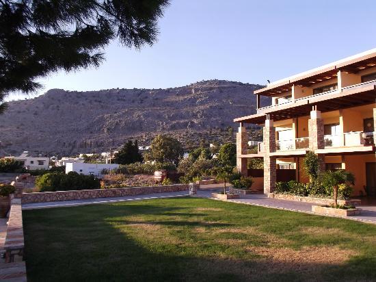 Island Blue Hotel : View