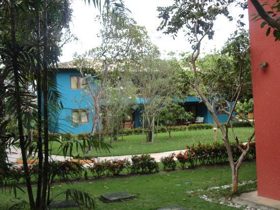 Mar Paraiso Hotel: Vista da Suíte Master
