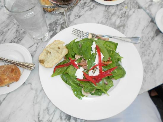 Il Fornaio : Delicious salad