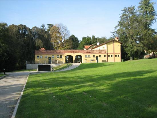 Triuggio, Italy: villa biffi