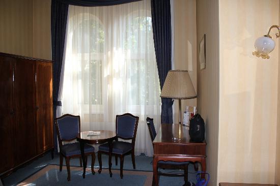 Danubius Grand Hotel Margitsziget: camera