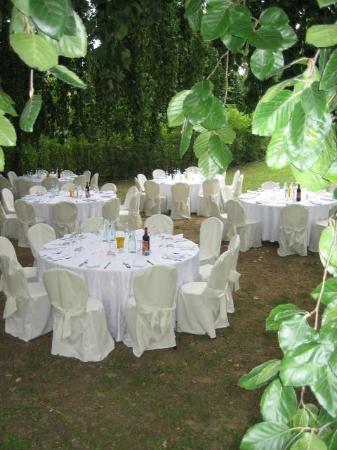 Ristorante Villa Biffi: matrimonio sotto il faggio secolare