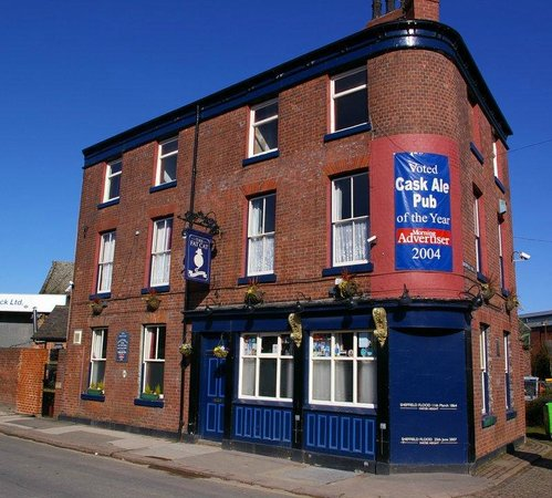 The Fat Cat, Sheffield, S3 8SA. (0114 2494801)