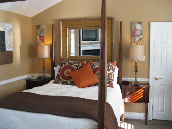 Carpe Diem Guesthouse & Spa: Robert Frost Room