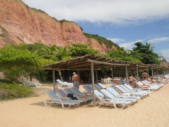 Club Med Trancoso: Praia