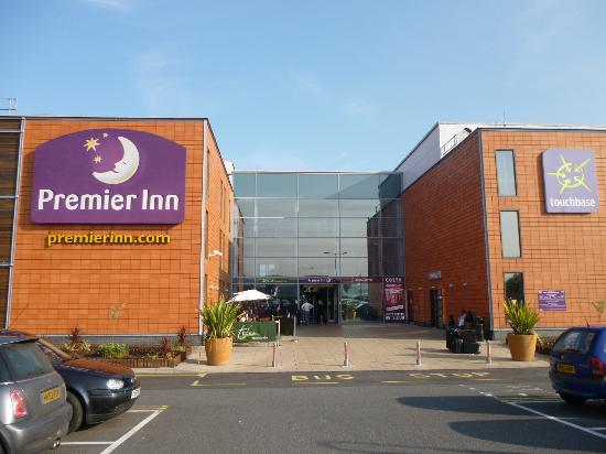 Premier Inn Bath Road Heathrow Restaurant