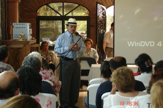 Nuevo Amanecer Resort & Spa : Eventos y Conferencias