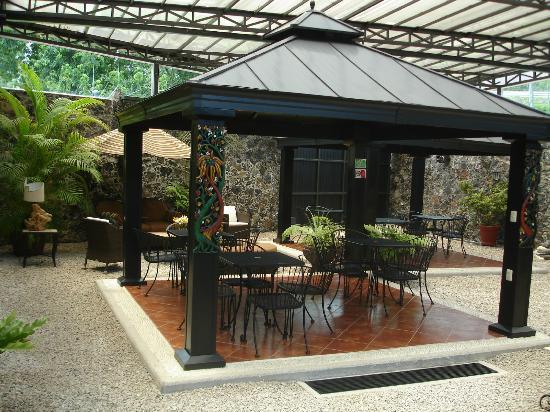 Nuevo Amanecer Resort & Spa: Kioscos