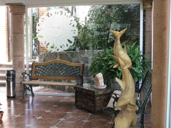 Nuevo Amanecer Resort & Spa : lobby