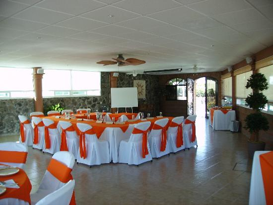 Nuevo Amanecer Resort & Spa: Salon de eventos