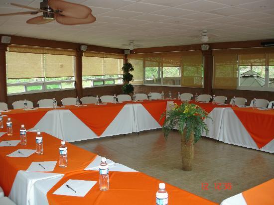 Nuevo Amanecer Resort & Spa : Salon de Eentos