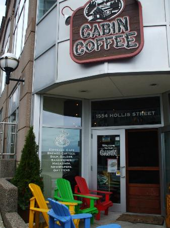 Cabin Coffee, Hollis st, Halifax NS