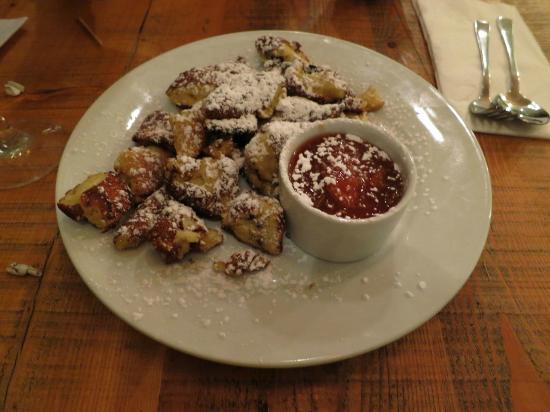 Kipferl: Some sort of Austrian pancake, which was quite nice