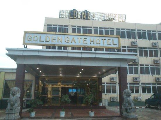 Liberia Golden Gate Hotel
