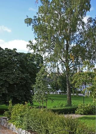 Hotel Skeppsholmen: View from hotel