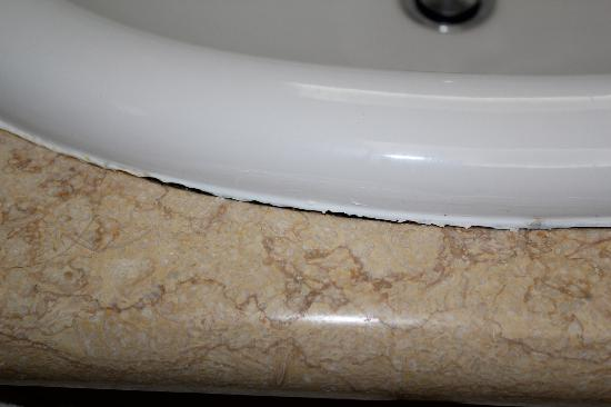 black mold bathroom sink black mold around the sink picture of lindos imperial 17407