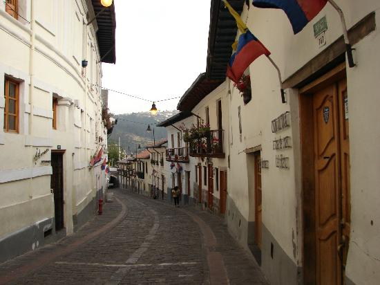 Quito Old Town: PERSPECTIVA