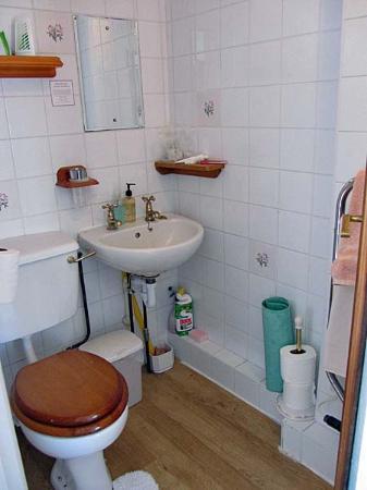 Seraya New Forest: Bathroom.