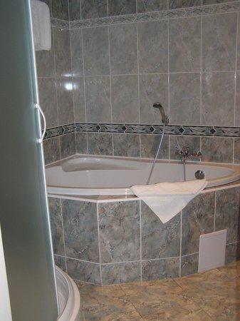 ApartHotel Susa : Bathroom