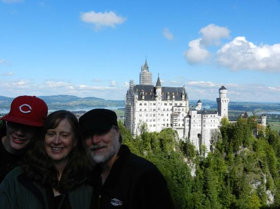 Pure Bavaria Tours: Traditional photo op