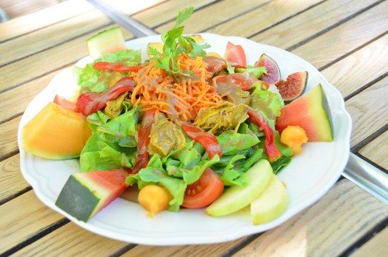 La Petite Maison : Beautiful salad