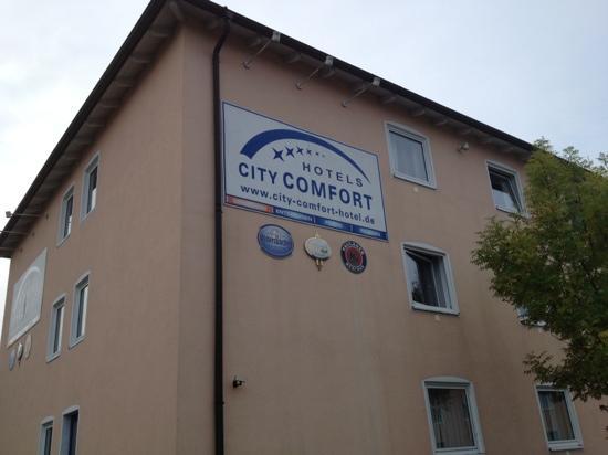 Mi Hotel Muehldorf: nome