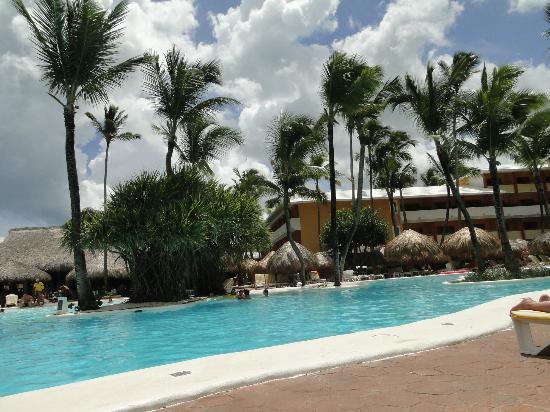 Iberostar Dominicana Hotel: area de piscina