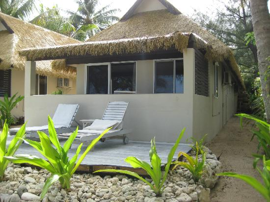 Crown Beach Resort & Spa: Beachfront villa