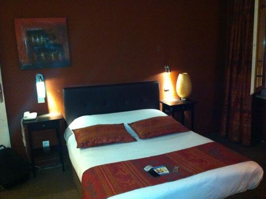 ETC Hotel : chambre